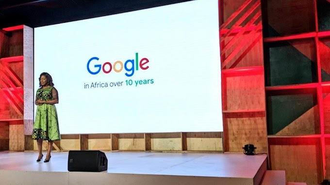 Google outdoors Africa's first free Wi-Fi hotspot in Nigeria