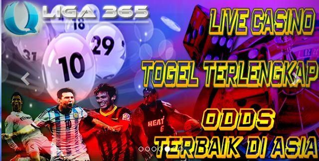 Liga365 adalah Bandar Bola Terbesar di Indonesia