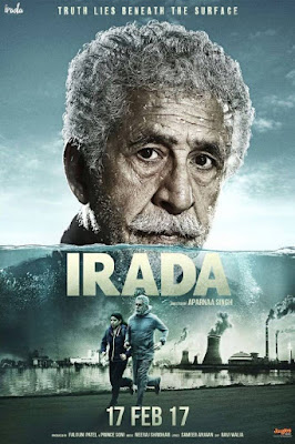 Irada 2017 Hindi DVDRip 480p 300mb ESub