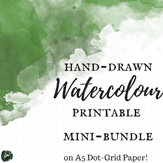 Blogmas Day 6: A FREE Printable Mini-Bundle!