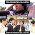 PROGRAMAÇÃO - THE YAKAI & VS ARASHI: 03/05/2018