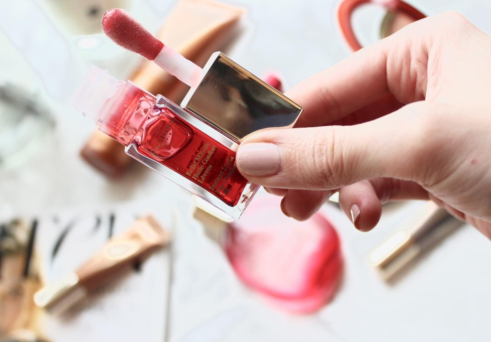 Clarins Instant Comfort Lip Oil