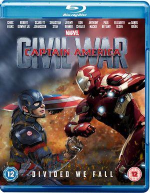 Captain America Civil War 2016 BRRip BluRay 1080p
