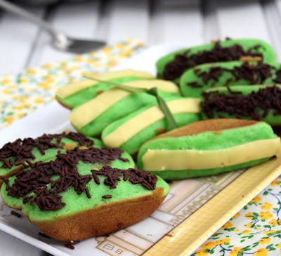 Resep Membuat Kue Pukis Pandan Banyumas Istimewa