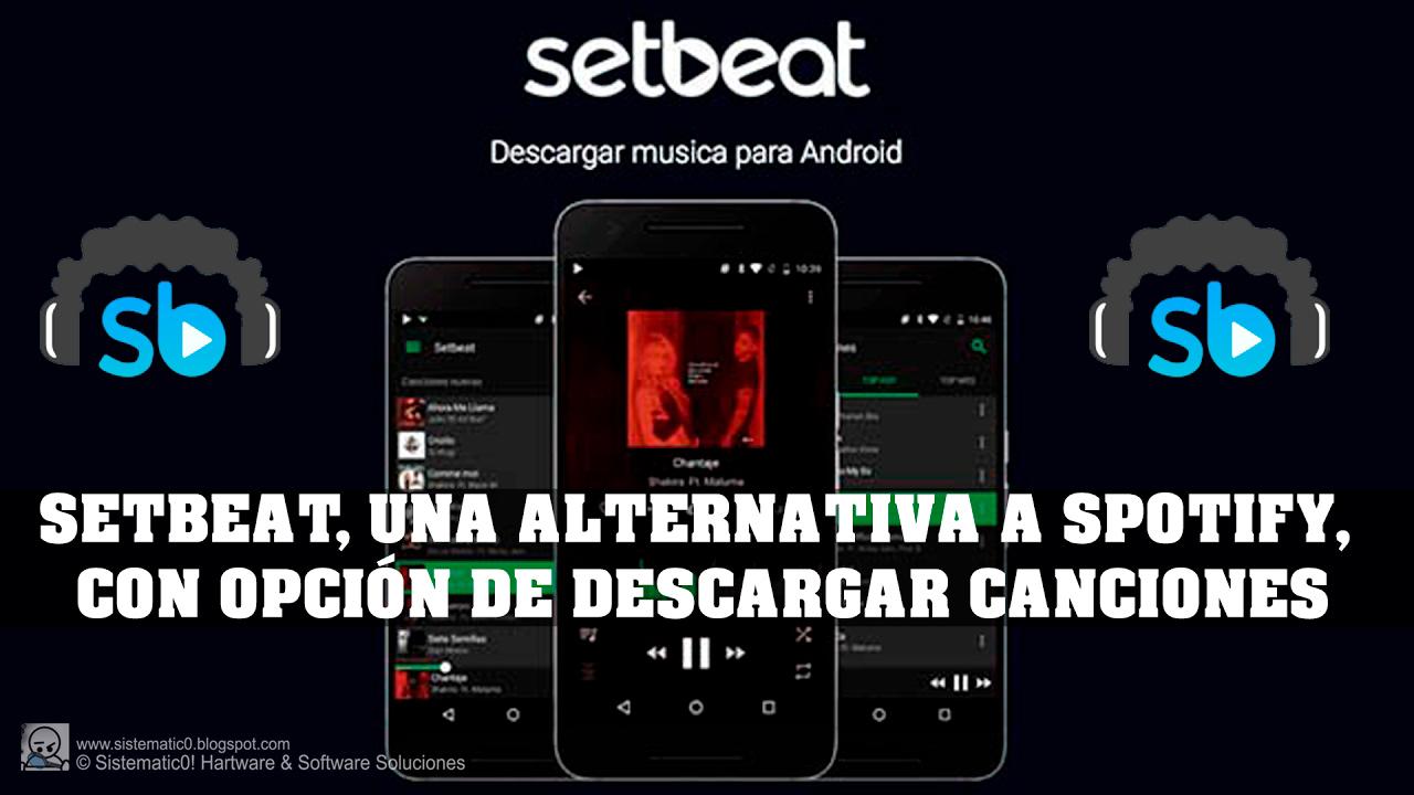 descargar mp3 spotify android