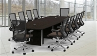 Cherryman Industries Verde Conference Table