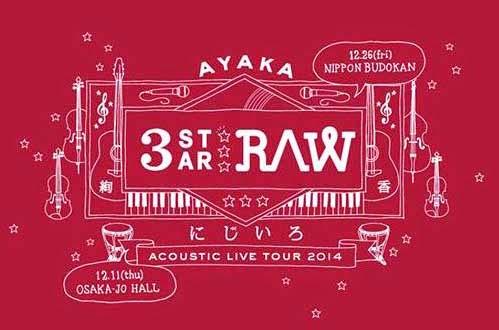 Acoustic Live Tour 2014 ~3-STAR RAW~