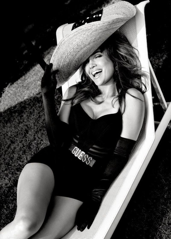 Американська поп-суперзірка Дженніфер Лопес