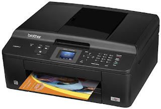 Brother MFC-J425W Printer Driver Download