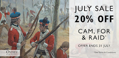 July Sale - 20% off Campaign, Fortress and Raid!