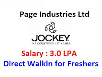 Page-Industries-walkin-freshers