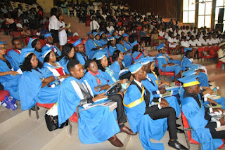 ABSU 23rd Optometry Doctors Induction Ceremony - 2016/2017