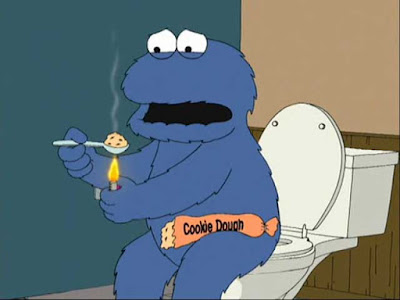 Cookie Monster - Addicted to Cookies