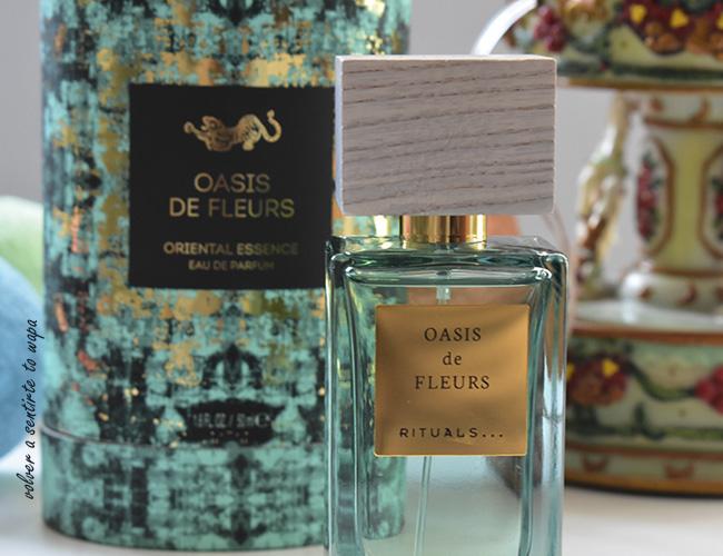 Perfume Oasis de Fleurs de Rituals