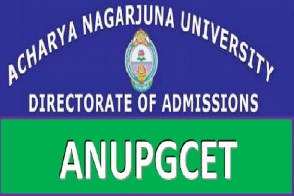 ANUPGCET 2019 rank cards,results and counselling dates