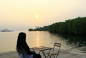 Bersyukur bisa nemu indahnya alam di Pahawang Lampung Selatan