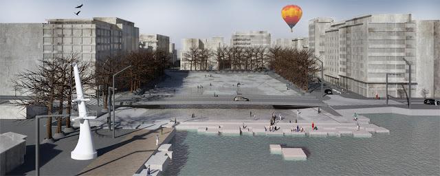 Εικόνα από τις προτάσεις που κατατέθηκαν στον Δήμο Θεσσαλονίκης