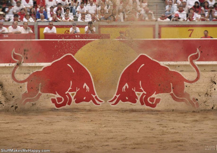 1. Red Bull