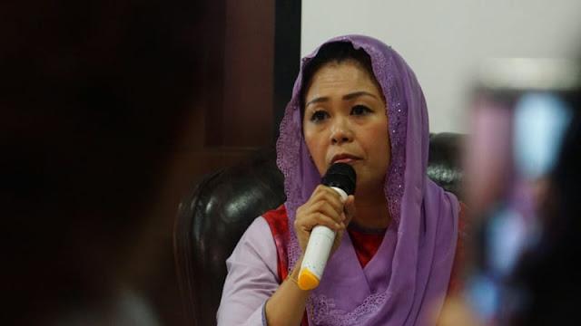 Yenny Wahid: Jokowi Diserang Isu PKI, Prabowo Diserang Promosi Khilafah