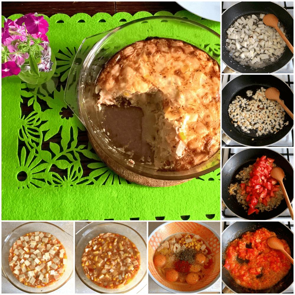 jak zrobić frittatę z piekarnika