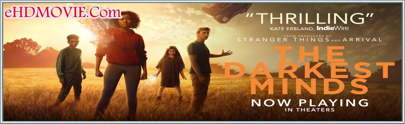 The Darkest Minds 2018 Full Movie English 720p - 480p ORG BRRip 350MB - 750MB ESubs Free Download