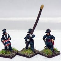 ACW7 Infantry, Hardee Hats – command.