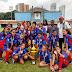 Seleção Feminina Registrense de Futebol Sub-13 conquista o terceiro lugar no Campeonato Estadual na Capital