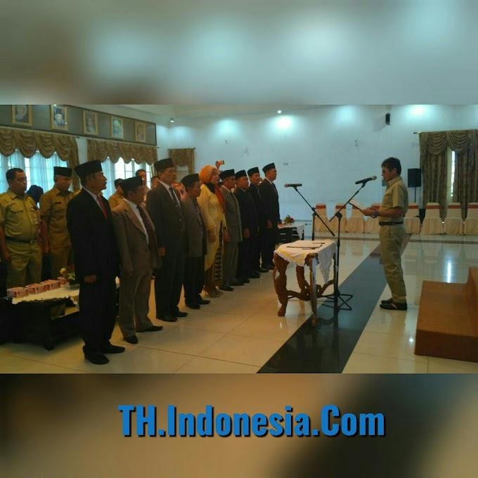 Pengurus Majelis BPSK Sumatera Barat Resmi Dilantik