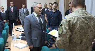 СБУ затримала свого співробітника на шпигунстві на користь Росії