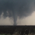 Large Tornado on the Ground - Storm Chasing in TX, US - March 28, 2017 - (Photo-Video)