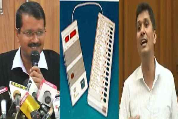arvind-kejriwal-and-saurabh-bhardwaj-may-be-arrested-with-evm