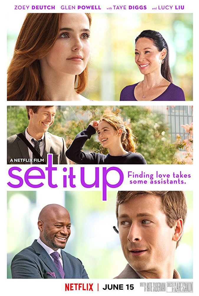 SET IT UP MOVIE REVIEW