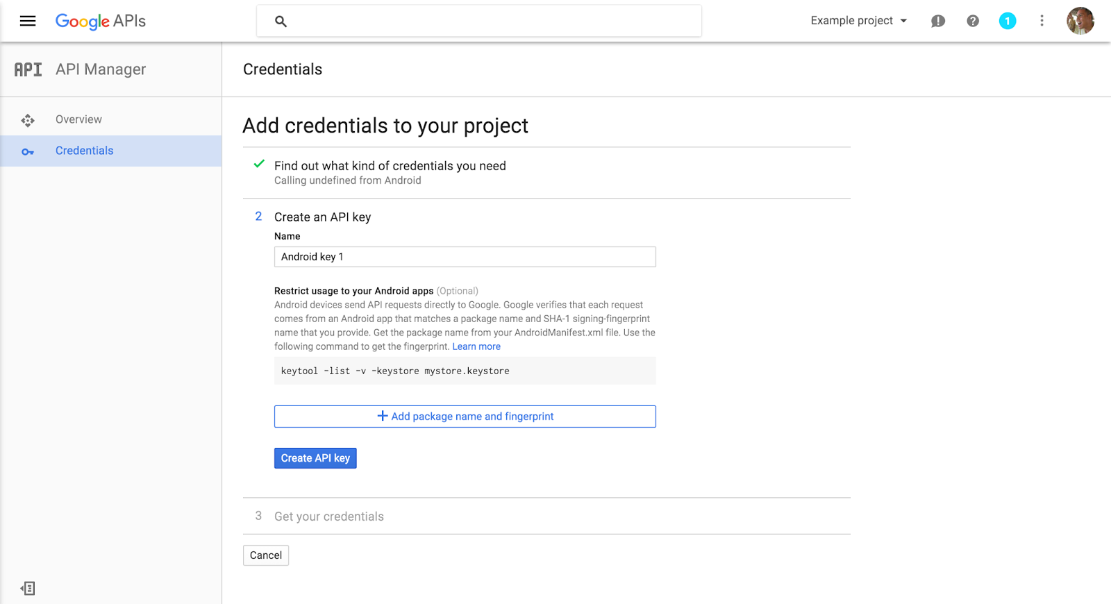 Google developers blog introducing the google api console for Google consule
