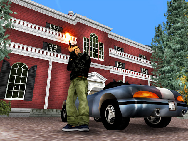 Grand Theft Auto III (GTA 3) PC Game Download Full Version Gameplay 1
