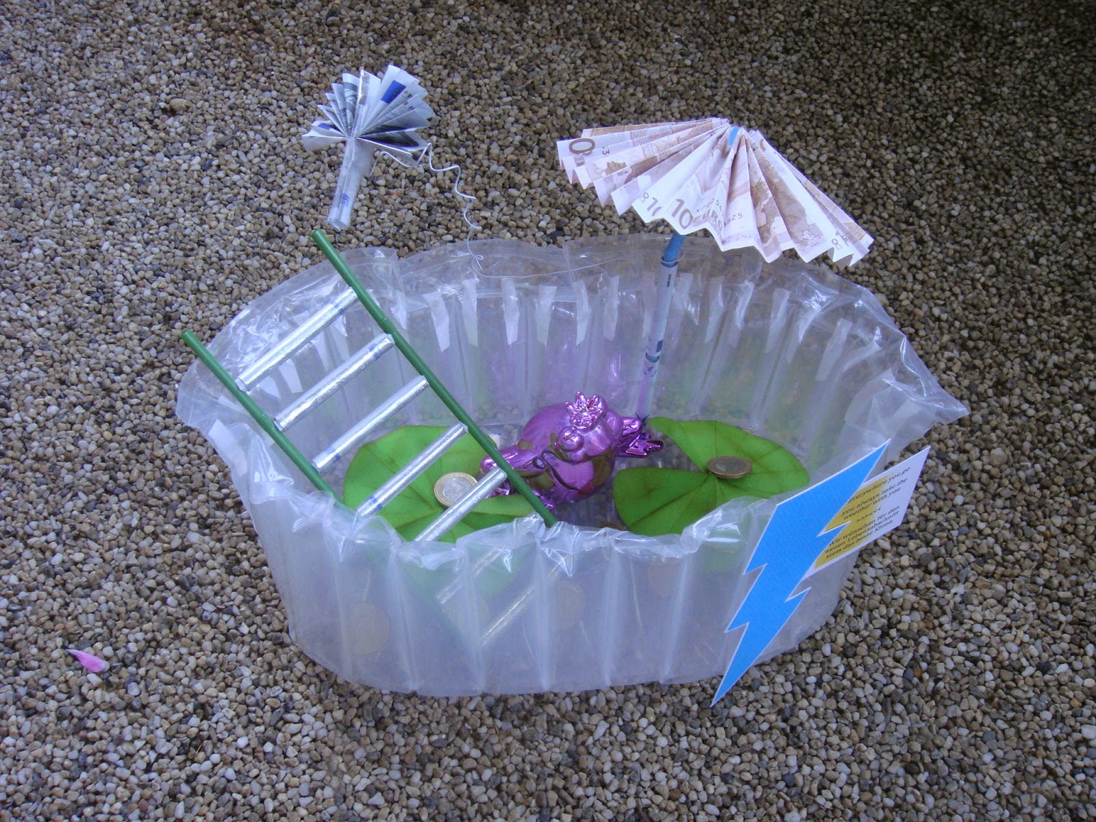 Scrap And The Whole World Scraps With You Wetterstation Als