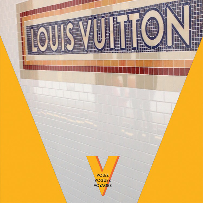Louis Vuitton, Volez Voguez Voyagez, Louis Vuitton New York