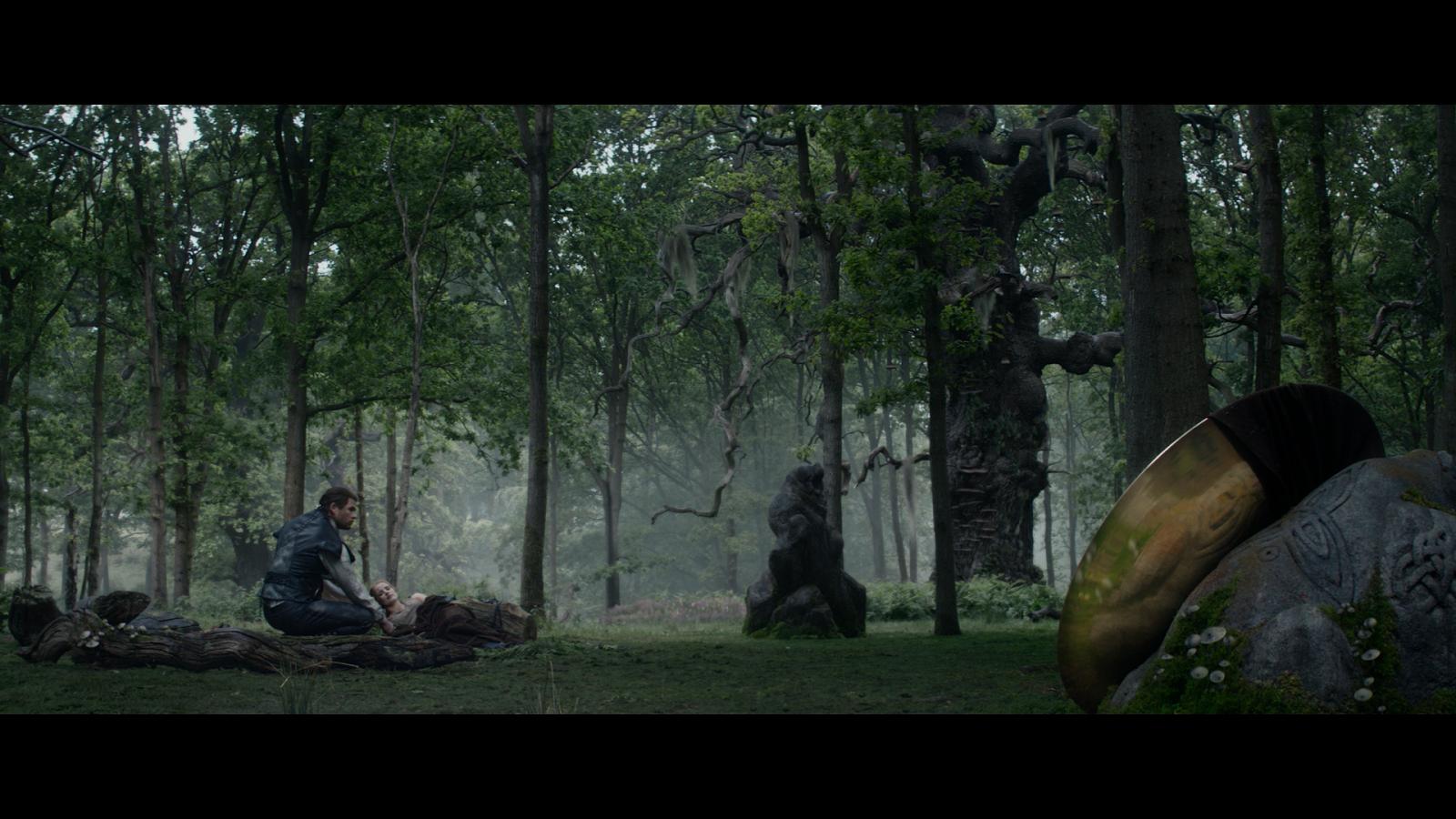 El Cazador y La Reina Del Hielo (2016) 1080P BD25 2D y 3D PROPER 4