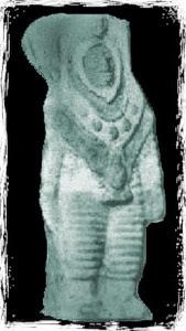 Αρχαίος αστροναύτης