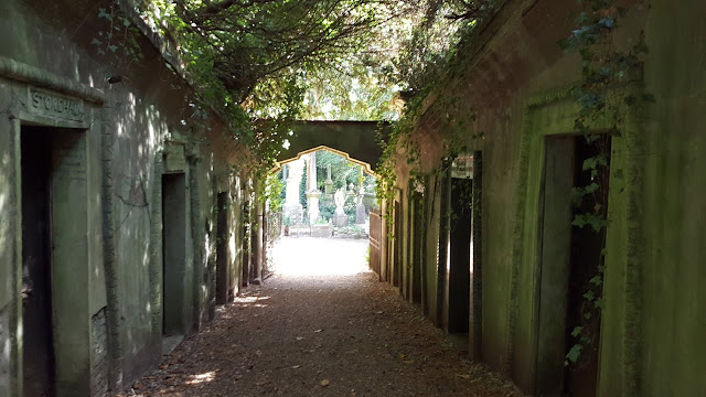 highgate-cemetery, london, travel