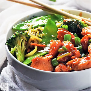 Teriyaki Rice Bowl