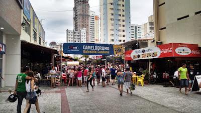 Camelodromo de Balneário Camboriú