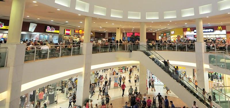Venda de participação no Caxias Shopping