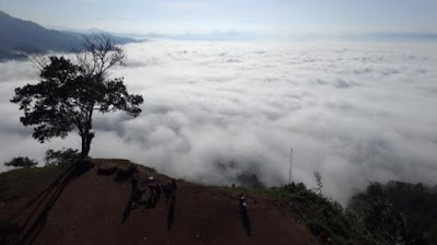 Wisata Lolai, Negeri Diatas Awan Toraja Utara