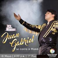 "Concierto de Juan Gabriel ""Yo me llamo"" Bogota"