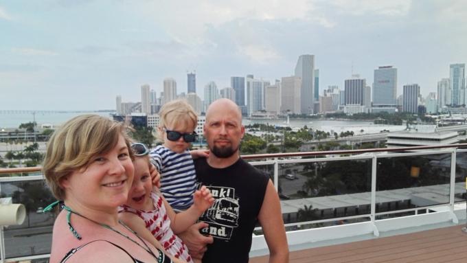 Perheen kanssa Karibian risteilyllä - matkablogi