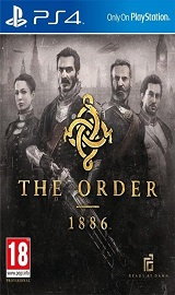 c305f4e6b73c26f5860d64254ed0f832353fb10d - The Order 1886 PROPER PS4-PRELUDE
