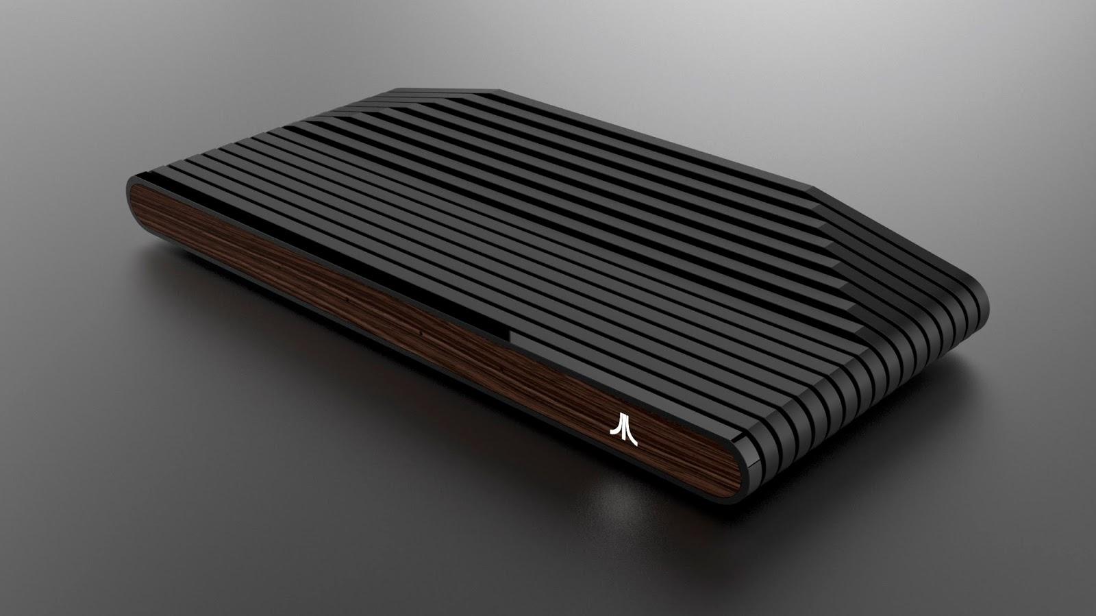 Se muestra la Ataribox, la nueva consola de Atari