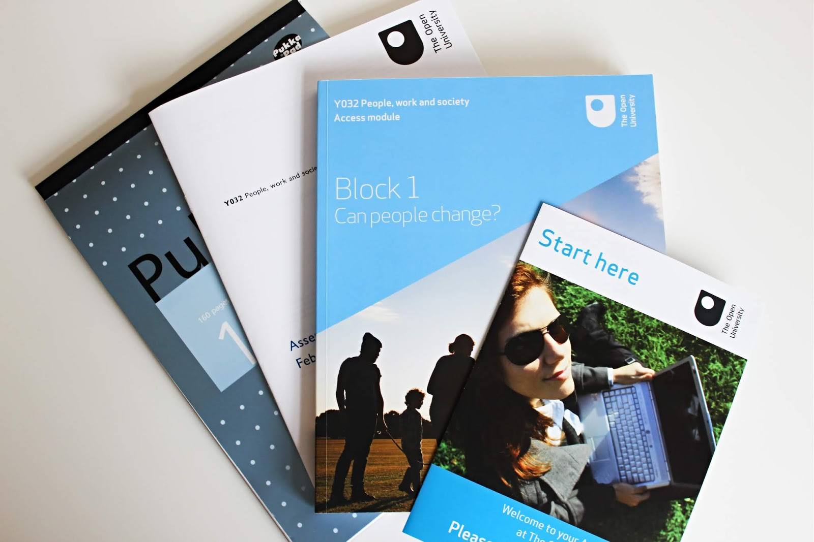 Going Back To Education With The Open University