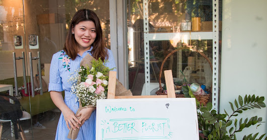 A Better Florist Flower Workshop