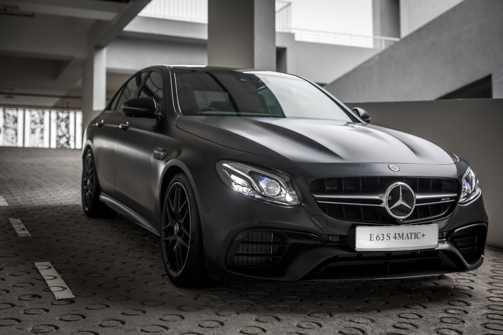 Motoring malaysia mercedes benz e 63 s 4matic is now for Mercedes benz e63 amg price